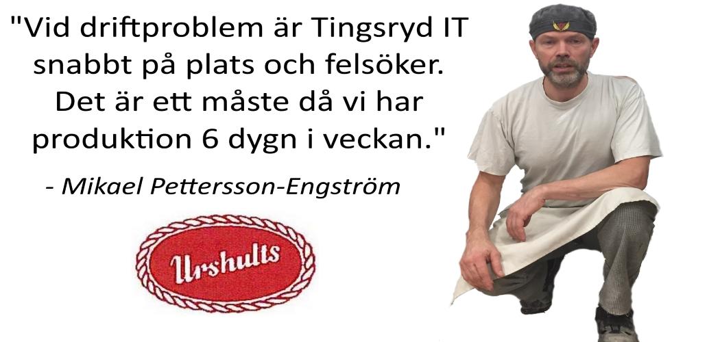 Tobias Karlsson på Urshults Bagarn